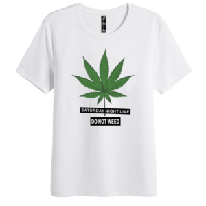 Pioneer Camp - Saturday Night Live Weed Shirt