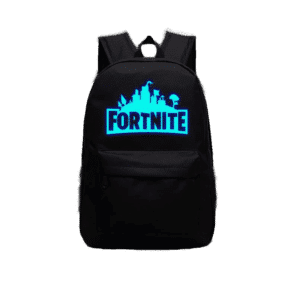 Fortnite Glow in the Dark Rugtas Zwart