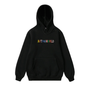 Travis Scott Astroworld Hoodie - Embroidered