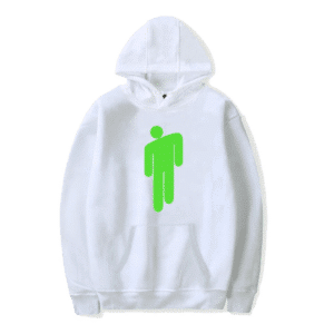 Billie Eilish Hoodie Icon Wit