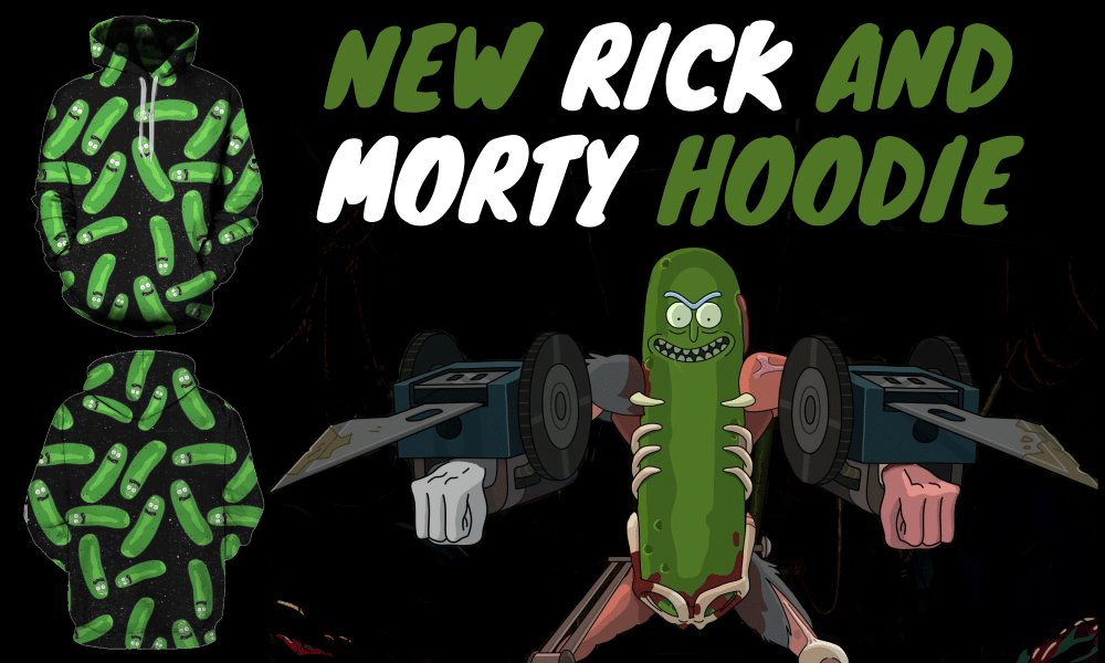 rick and morty all pickle