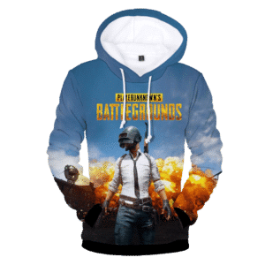 Player Unknown's Battleground Hoodie - PUBG
