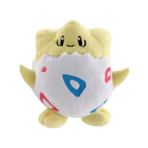Pokemon Knuffel - Togepi