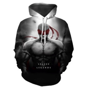 League of Legends Hoodie - lee sin