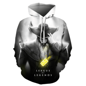 League of Legends Hoodie - twisted fate