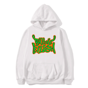 Billie Eilish Hoodie - Billie Eilish Wit