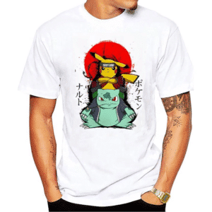 Pokemon Shirt - Naruto 1