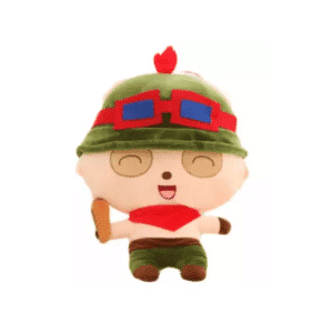 league of legends teemo knuffel