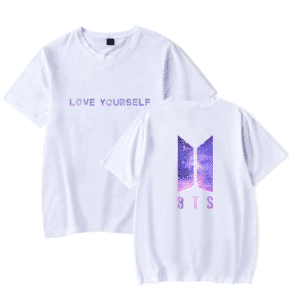 BTS Bangtan Boys Love Yourself Shirt Wit