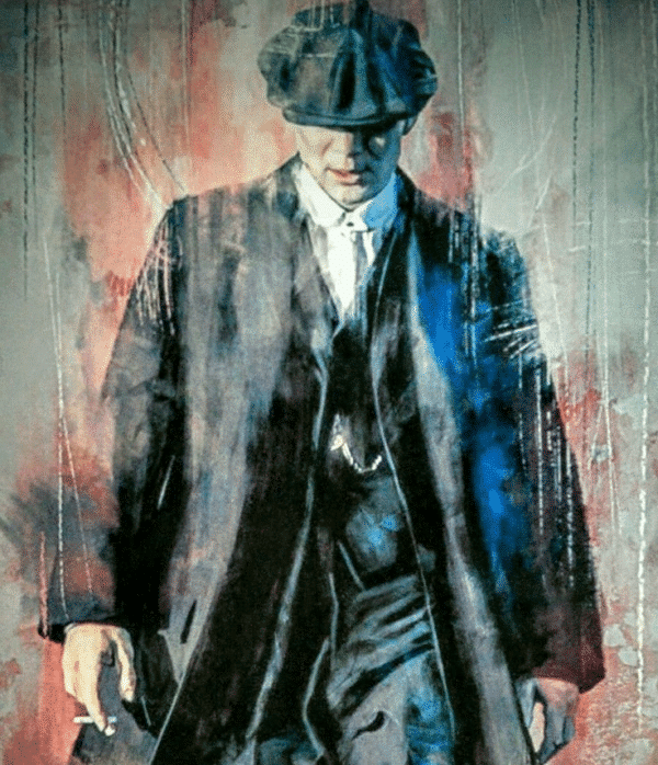 Peaky Blinders Poster - Thomas Shelby 1