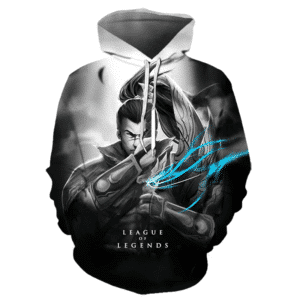 League of Legends Hoodie - Yasuo 1