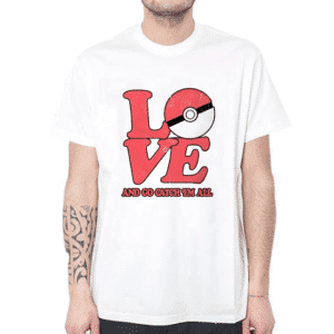 Pokemon Shirt - Love 1