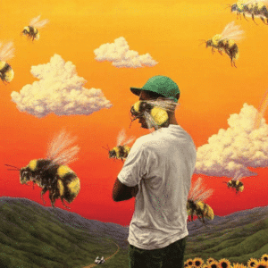 Tyler the Creator Poster - Flower Boy 1