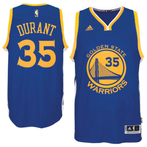 NBA Jersey Golden State Warriors Kevin Durant