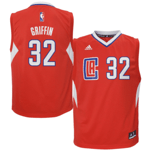 NBA Jersey Los Angeles Clippers Blake Griffin