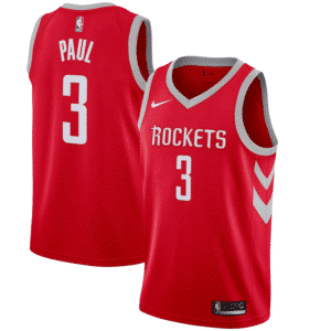 NBA Jersey Houston Rockets Chris Paul - Icon Edition