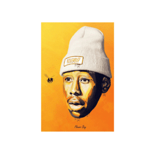 Tyler the Creator Poster - Bee Boy